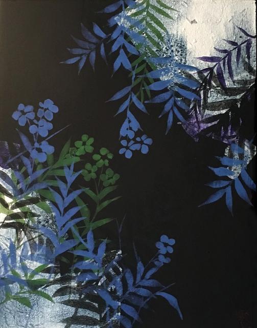 , 'Moonlight Flower,' 2018, BoxHeart