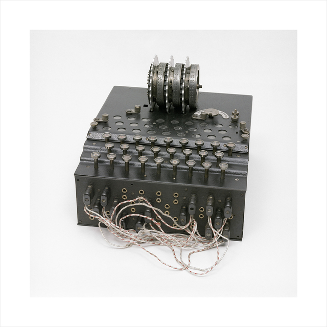 Robert Bean, 'Enigma 1, from the series Writing Machines Archive', 2006, Circuit Gallery