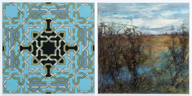 , 'Alhambra - Passage,' 2015, Reynolds Gallery
