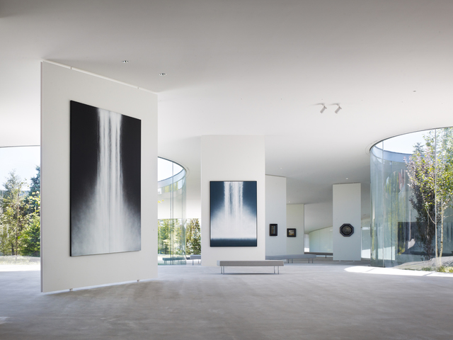 , 'Hiroshi Senju Museum, Nagano, Japan,' 2007-2010, The Museum of Modern Art
