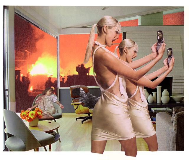 , 'Photo Op,' 2004, Seattle Art Museum