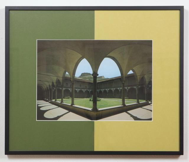 , 'Corner: Italian Garden II,' 1998, Galleria Raffaella Cortese