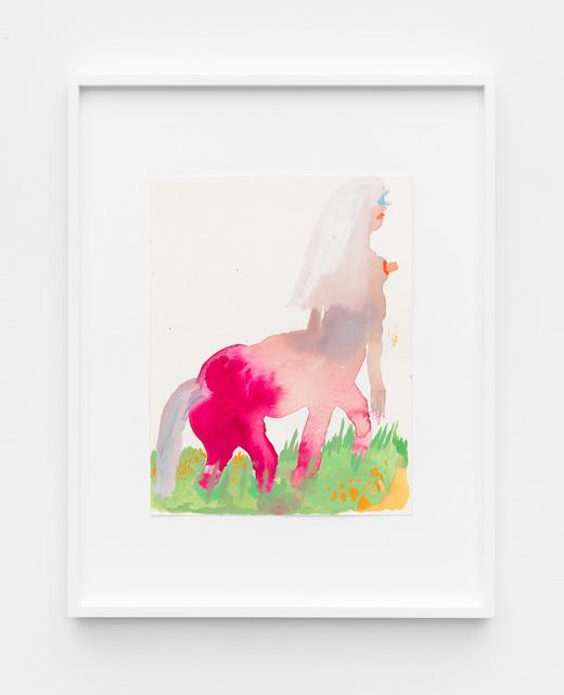 , 'Pink Centaurette,' 2015, ZieherSmith