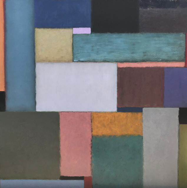 Robert Jessup, 'Square 34', 2018, Conduit Gallery
