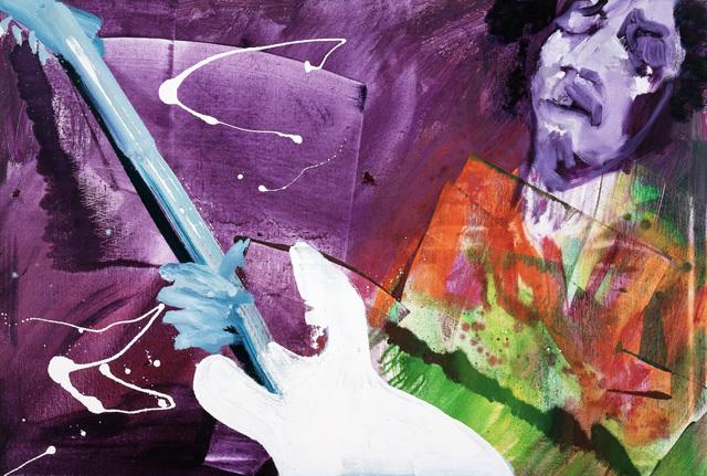 , 'Hendrix,' 2013, Galerie Herold