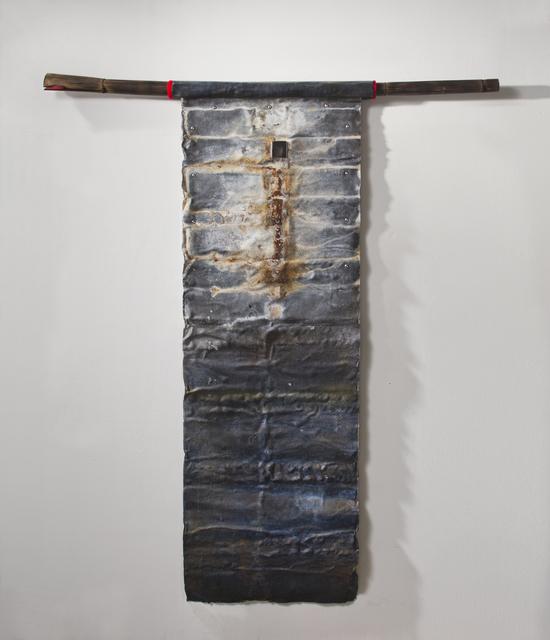 , 'The Lead Kimono,' 2017, Dab Art