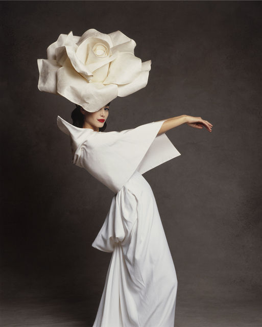 ", 'Christy Turlington, ""My Fair Lady"", British Vogue,' 1991, Staley-Wise Gallery"