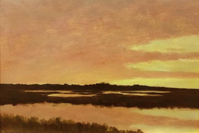 , 'Santa Barbara Marsh,' 22, Sullivan Goss