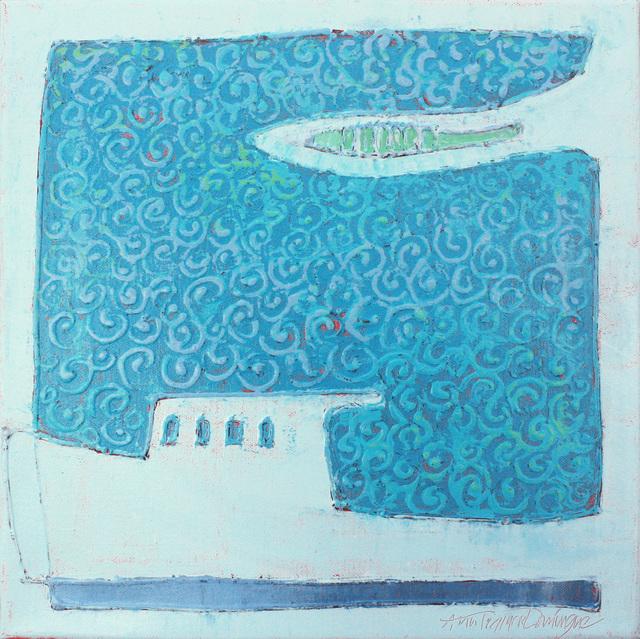 , 'Deep Blue Below,' ca. 2018, Copley Society of Art