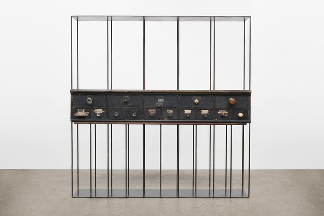 , 'Apothecary Drawers,' 2012, Slete Gallery