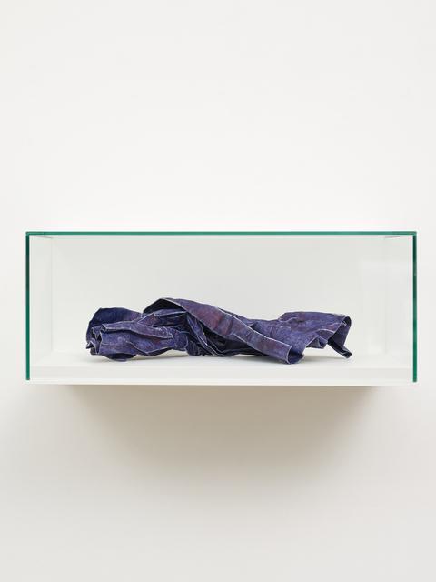 Edith Dekyndt, 'Bus drawing 02', 2019, Galerie Greta Meert