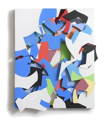 , 'In Eventu/2,' 2015, Galerie Ulrike Hrobsky