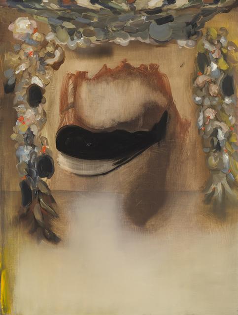 , 'schwarze Zunge,' 2013, Kadel Willborn
