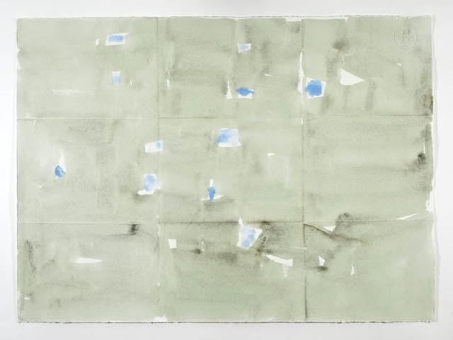 , 'Reykjavik (Folded) 6,' 2014, Anglim Gilbert Gallery