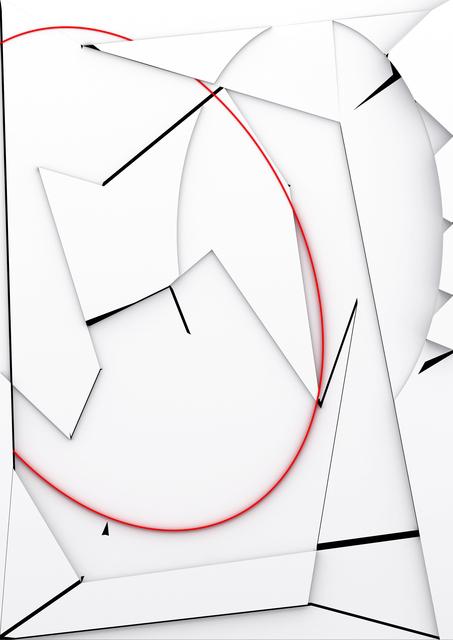 , 'Kaleidoscope XIV,' 2011, ArtSvit