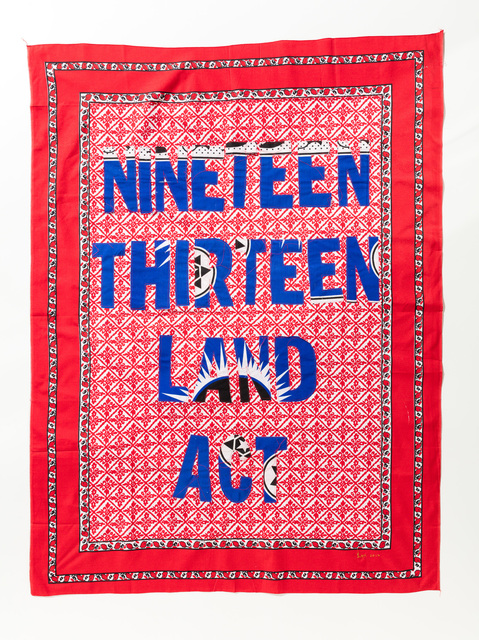 , '1913 Land Act,' 2017, Afronova