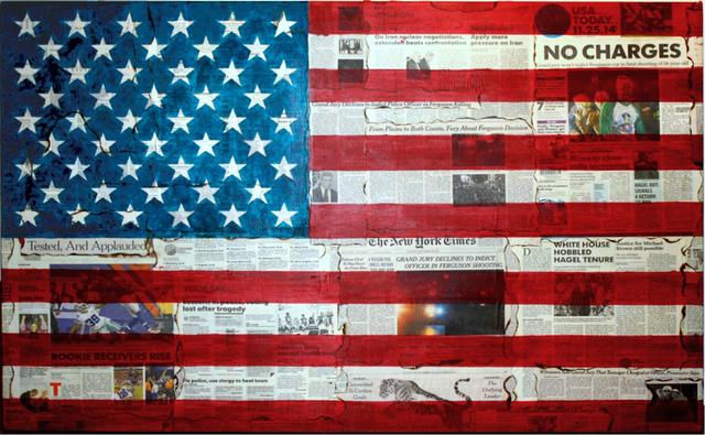 , 'No Charges,' 2017, Gallery Victor Armendariz