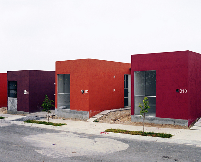 Alejandro Cartagena, 'From the series Suburbia Mexicana, Fragmented Cities, Juarez #1', 2008, Circuit Gallery