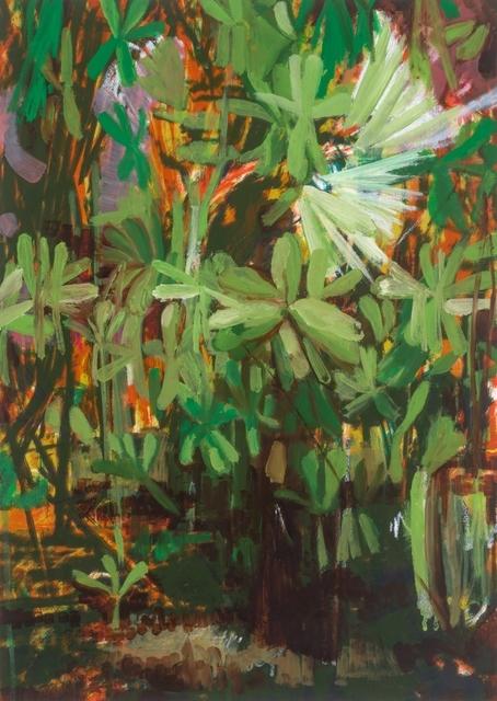Yvette Kießling, 'Variation one, Sansibar', 2019, Galerie Schimming