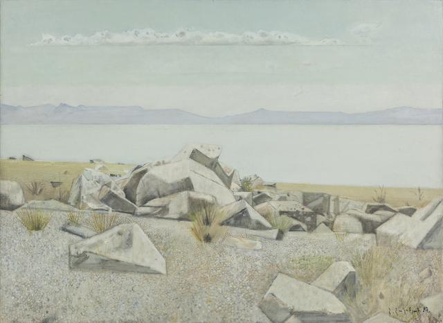 Hagop Hagopian, 'Dreamy Lake Sevan', 1987, Tufenkian Fine Arts