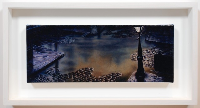 , 'Cobble Stone Intersection,' 2014, Brant Foundation