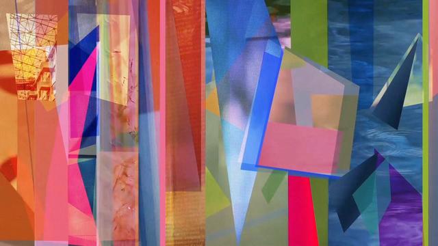 , 'Tesserae 04 (Left),' 2017, Johannes Vogt Gallery