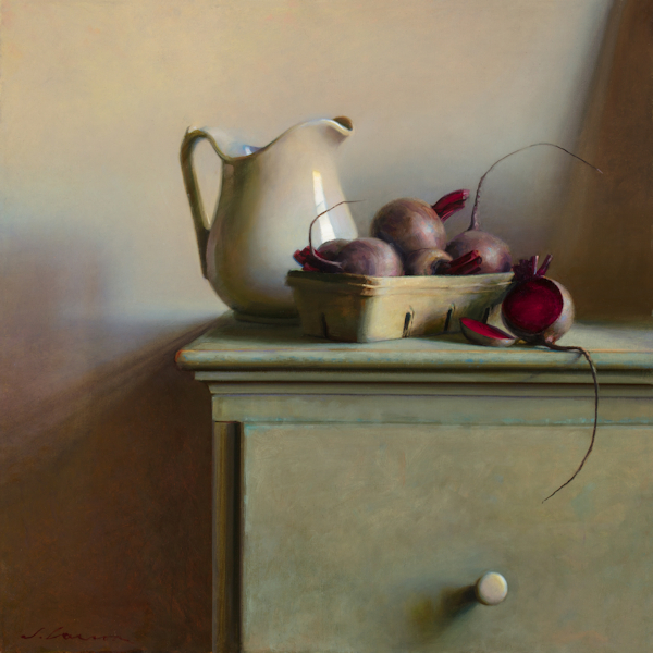 , 'Pitcher with Beets,' 2000-2019, Helena Fox Fine Art