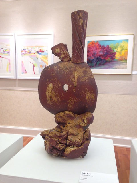 , 'Finding Balance,' , Springfield Art Association