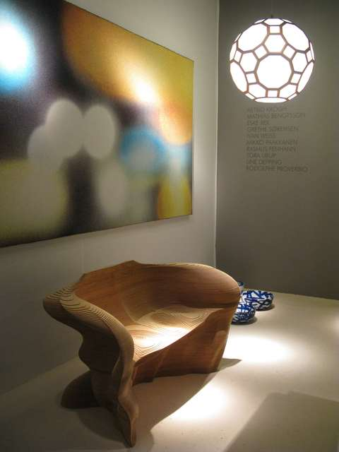 Mathias Bengtsson, 'Slice Sofa', 2012, Galerie Maria Wettergren