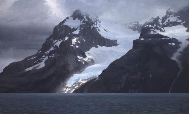 Guillermo Muñoz Vera, 'Glaciar Balmaceda', 2006, Ansorena Galeria de Arte