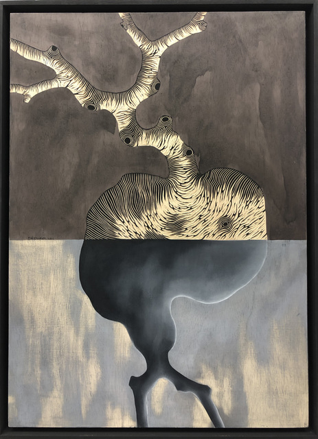 Zoe Ouvrier, 'Gabo painting', 2012, Podgorny Robinson Gallery