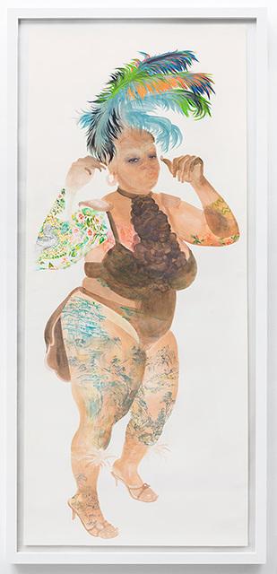 , 'Anayansi,' 2010, Pérez Art Museum Miami (PAMM)