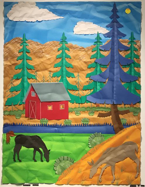 , 'Mountain Meadow,' 2017, Patricia Rovzar Gallery