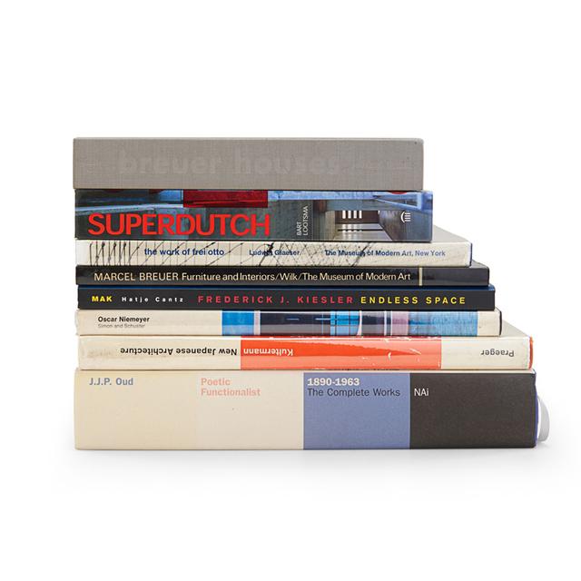 'Architecture Books', Rago/Wright