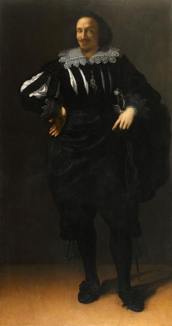 , 'Portrait of a Man,' , Robilant + Voena