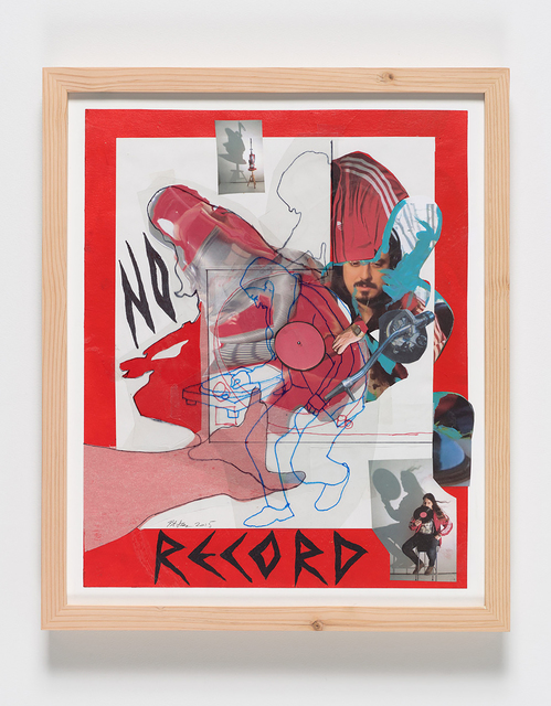 Pieter Schoolwerth, 'No Record #0', 2015, Carriage Trade Benefit Auction