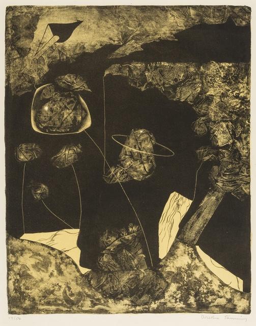 Dorothea Tanning, 'Quatrième péril', 1950, Forum Auctions