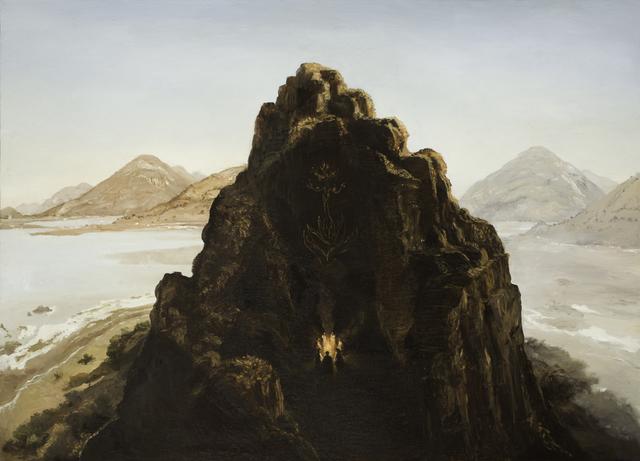Eric Pérez, 'Monte sagrado', 2020, Painting, Oil on canvas, Aldama Fine Art