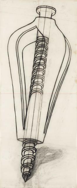 , 'Dessin pour Le Présage,' 1987, Levy