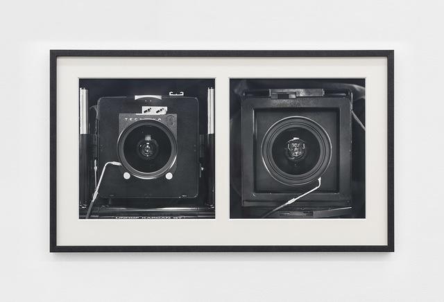 William Anastasi, 'Maintenance I', 1968/2018, Galerie Hubert Winter