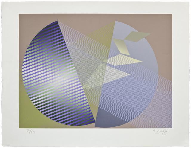 Leopoldo Torres Agüero, 'Lila', 1983, Praxis Prints