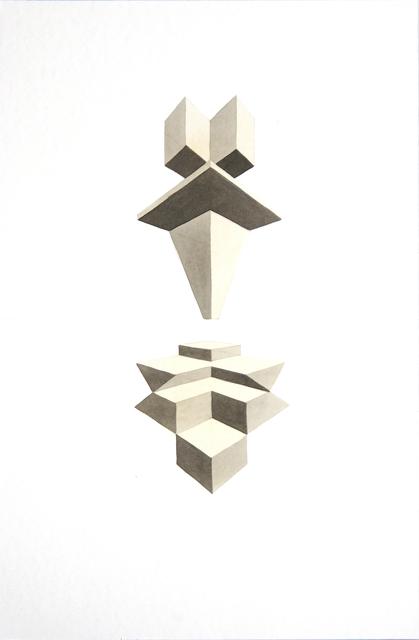 , 'Study 5,' 2014, Nora Fisch