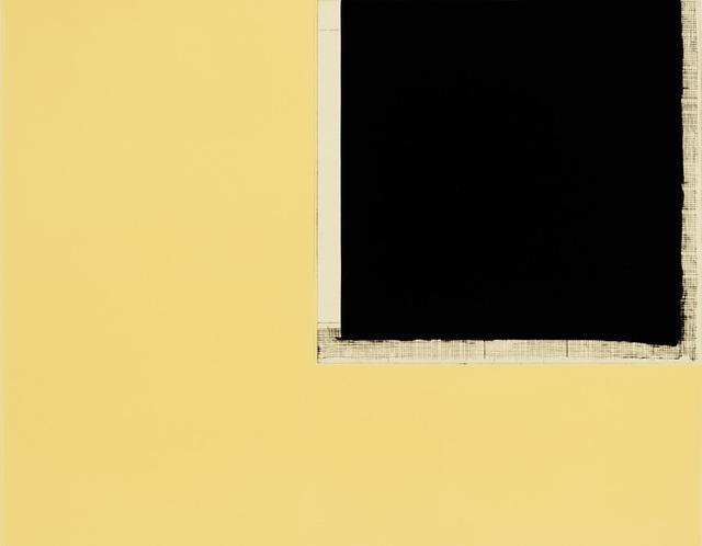 , 'Floating Square in Yellow Room,' 2015, Kunstverket Galleri