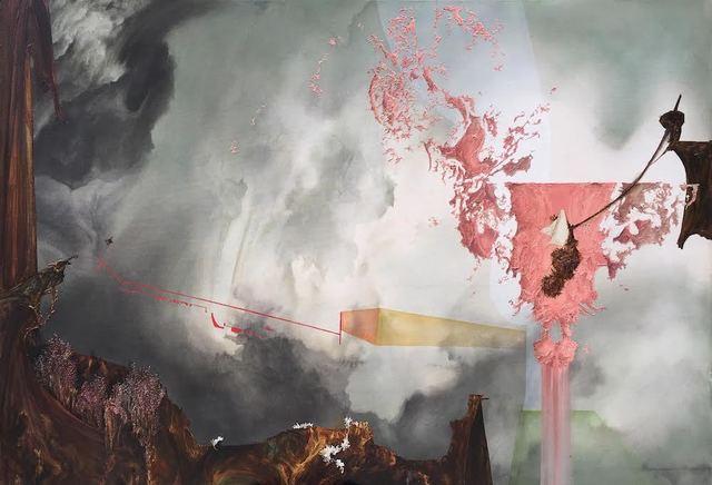 , 'Rhumb Reckoning,' 2018, Gallery Wendi Norris