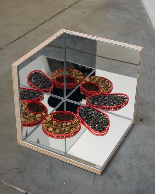 , 'Mirror Box (#4),' 2019, Tatjana Pieters