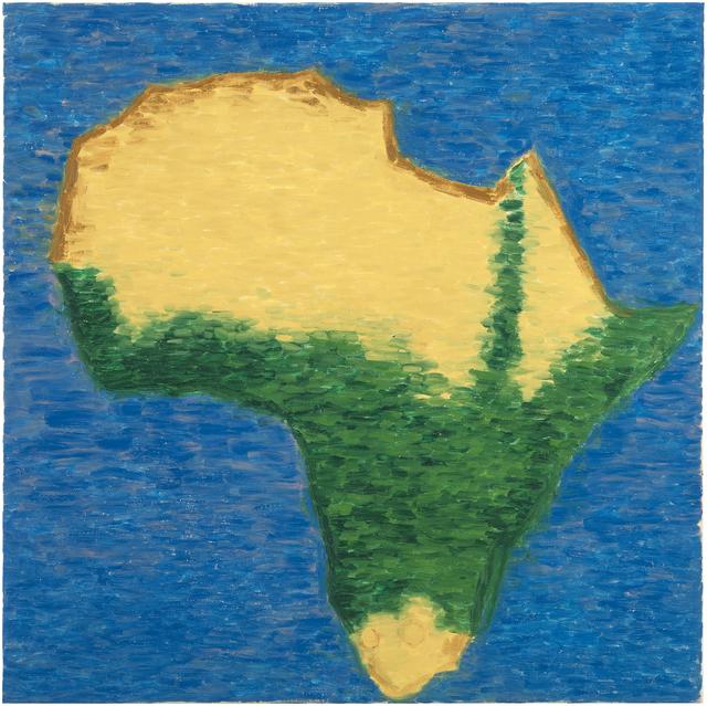 , 'Tsodilo and Twyfelfontein,' 2016, Galerie Anhava