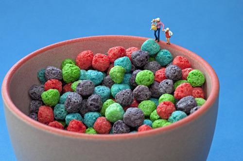 , 'Cereal ball pit,' 2011/2012, Marcia Rafelman Fine Arts