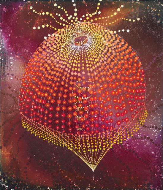 Barbara Takenaga, 'Red Thing', 2013, Gregory Lind Gallery