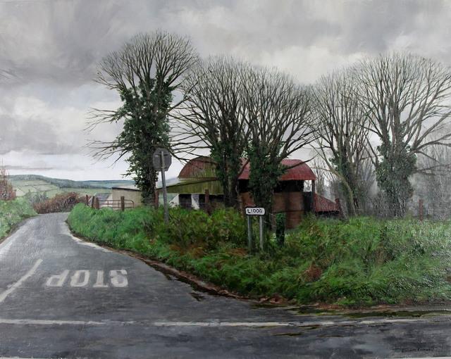 Eugene Conway, 'Hay Shed, Co.Kilkenny ', 2019, Gormleys Fine Art
