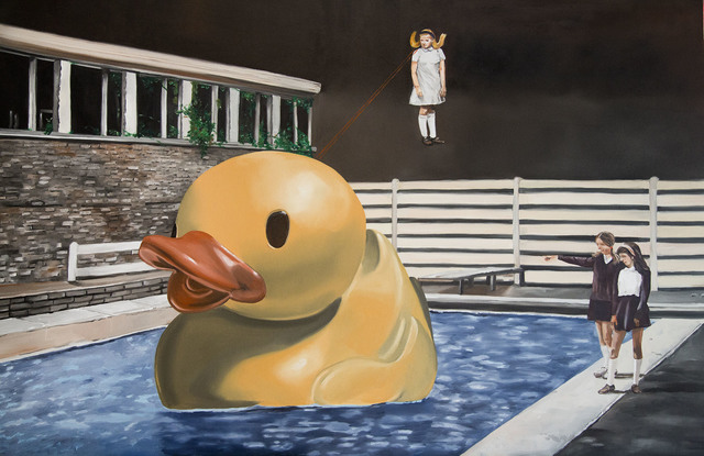 , 'Paranormal Duck,' , artSümer